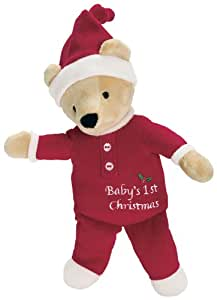 North American Bear Company Baby's First Christmas Bear