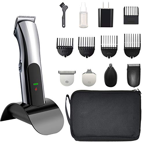 Electric Mustache Cordless Rechargeable Precision