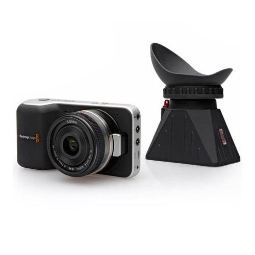 Zacuto Camera Z-Finder for Blackmagic Pocket Cinema for sale  Delivered anywhere in USA