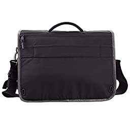 Timbuk2 Command Laptop Messenger Bag, Black, Medium