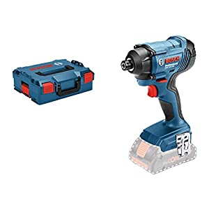 Bosch Professional GDR 18 V – 160 Cordless Drill and Impact Driver (Battery Not Included, 18 V, Maximum Torque: 160 Nm, L – BoxX)