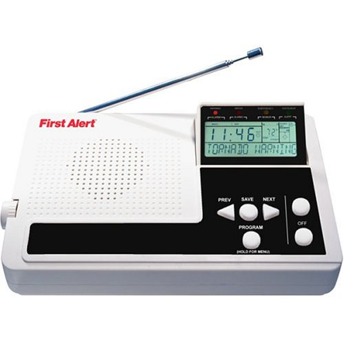 First Alert Public Alert Radio with S.A.M.E (Discontinued by Manufacturer)