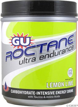 GU Energy Roctane Labs Ultra Energy Endurance traîneau Drink Lemon Lime - 12 portions