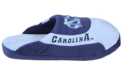 LICENSED Happy Mens Carolina Womens Pro NCAA Tar College Heels and Feet OFFICIALLY Low North Slippers wrX1qfr