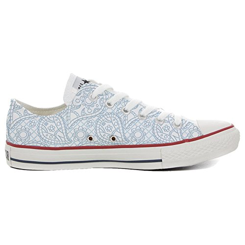 Paisley Produkt Schuhe Personalisierte All Handwerk Star Sky Customized Converse Tag8nxw