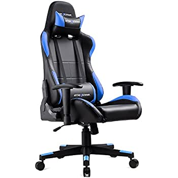 Amazon Com Gtracing Ergonomic Gaming Chair High Back