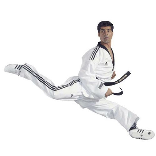 ADIDAS SUPER MASTER TKD UNIFORM - 3