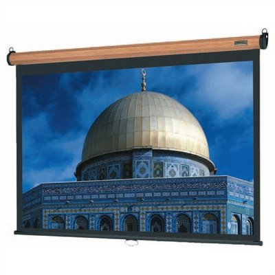 Glass Beaded Veneer (Veneer Model B High Power Manual Projection Screen Viewing Area: 96