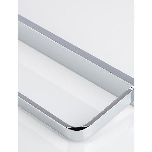 KHSKX Chorme Finish Material Brass Single Towel Bars 85%OFF