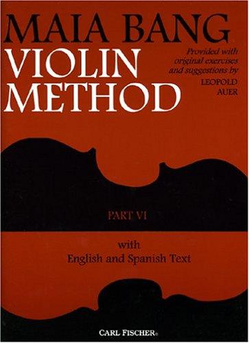 O47 - Maia Bang Violin Method Part VI