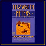 Front cover for the book Crocodile on the Sandbank by Elizabeth Peters