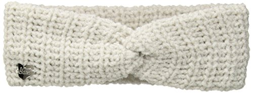 Betsey Johnson Women's Glitterati Headband, Ivory, One Size by Betsey Johnson