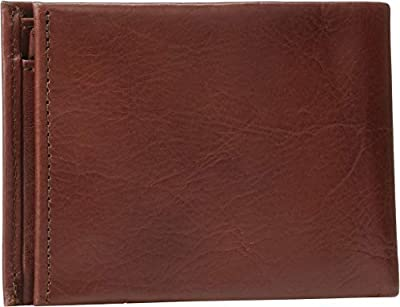 Perry Ellis Portfolio Men's RFID Smooth Passcase