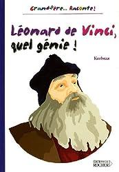 Léonard de Vinci, quel génie !