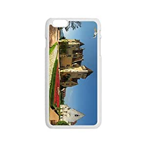 France Castle Hight Quality Case for Iphone 6