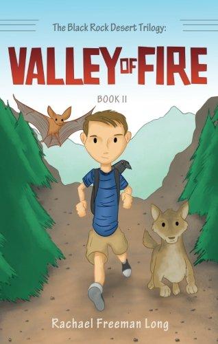 Read Online The Black Rock Desert Trilogy: Valley of Fire pdf epub