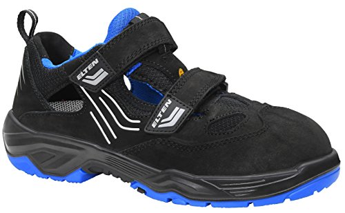 Easy Unisex S1 47 Elten Seguridad Adulto Zapatos 4 Azul blau De Ambition Esd Eu Blue wg8qIxH8E