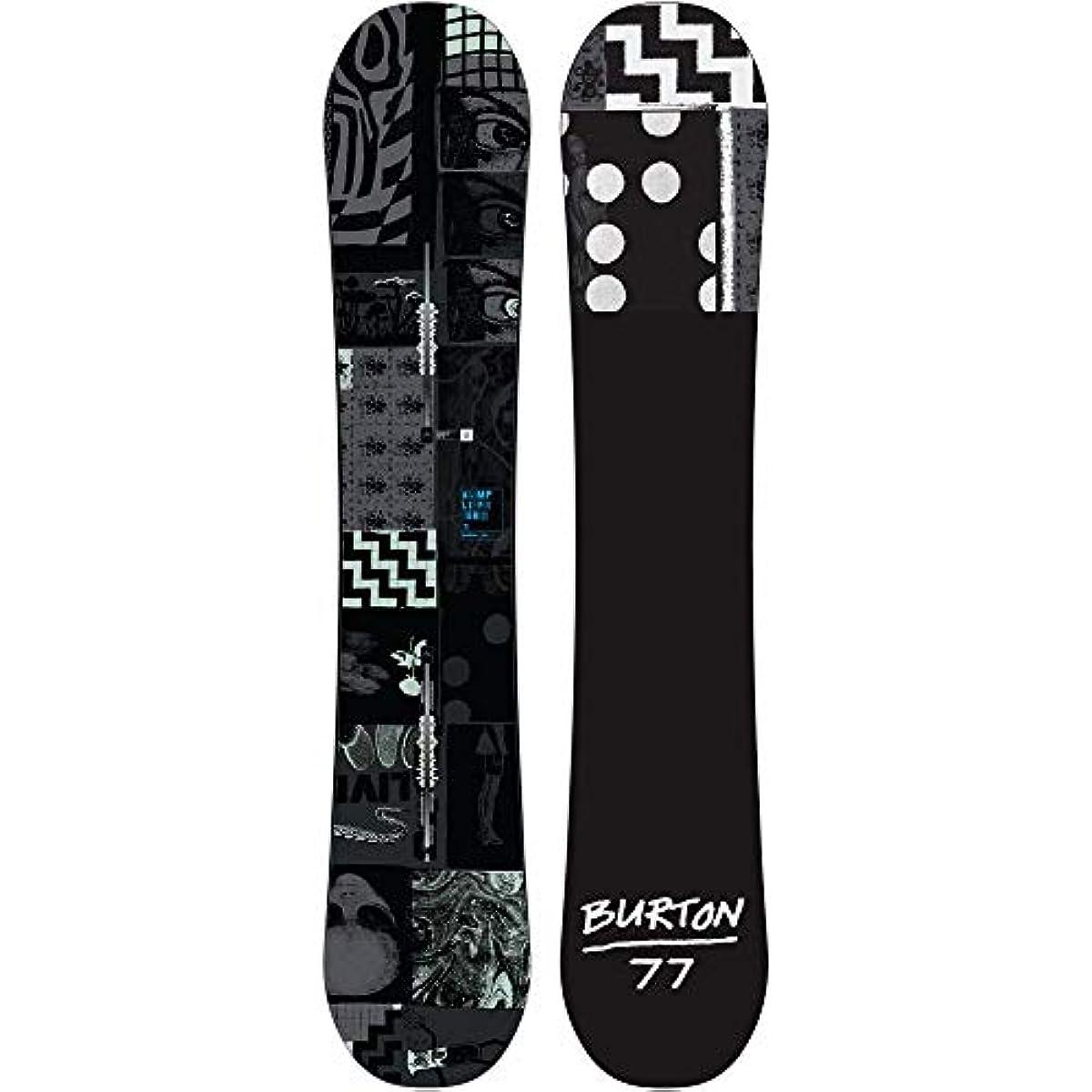 [해외] (버튼) BURTON 맨즈 스키・스노보드 보드・판 AMPLIFIER SNOWBOARD [병행수입품]