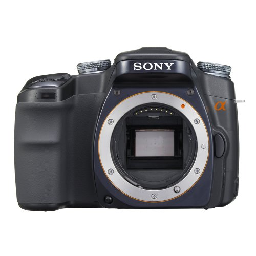 Professional Sony Alpha Dslr (Sony Alpha A100 10.2MP Digital SLR Camera (Body Only))