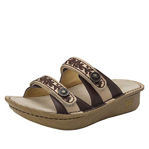 Alegria Clara Womens Sandal Cocoa 9 M US ()