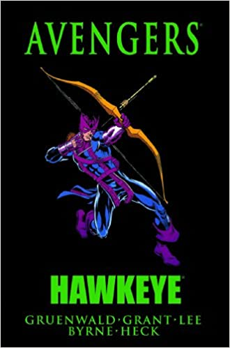 Amazon Avengers Hawkeye Marvel Premiere Classic 9780785139379 Stan Lee Mark Gruenwald Roger Stern Steven Grant David Michelinie
