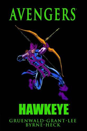 Avengers: Hawkeye (Marvel Premiere Classic)