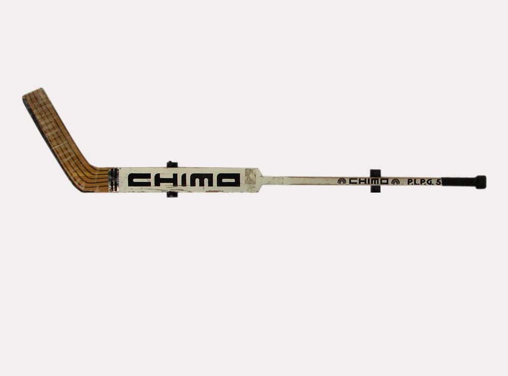 KR Ideas Horizontal Wall Mount for a Hockey Goalie Stick (Made in The USA) (Black) : Hockey Shafts : Sports & Outdoors