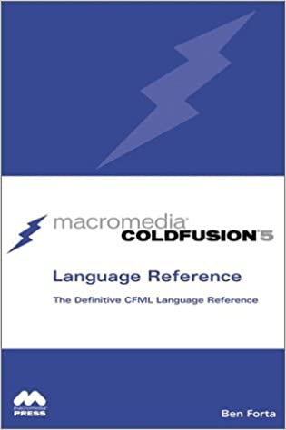 Macromedia Coldfusion 5 Language Reference Download Pdf