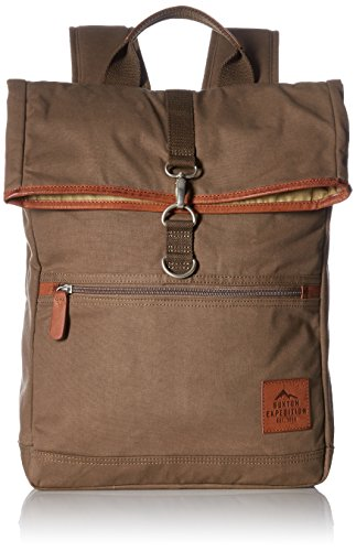buxton-mens-expedition-ii-huntington-gear-fold-over-canvas-backpack-olive