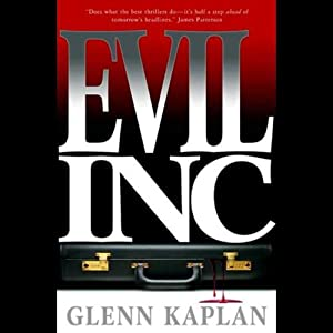 Evil, Inc. Audiobook