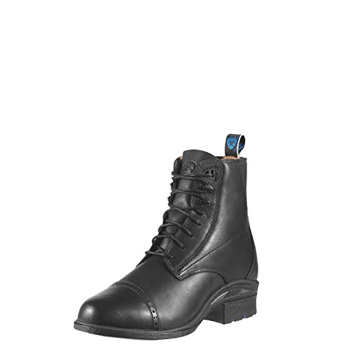 Ariat - Womens Performer Pro Vx Paddock English Shoes, Size: 7 B(M) US, Color: Black