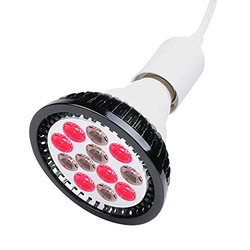 200 Mw Flashlight - DGYAO® 660nm Red Light and 880nm Infrared Light Therapy Devices LED Bulbs for Skin and Pain Relief