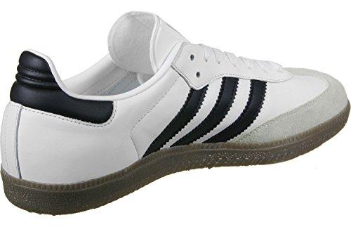 adidas Samba Og, Zapatillas Unisex Adulto Blanco (Footwear White/core Black/clear Granite)