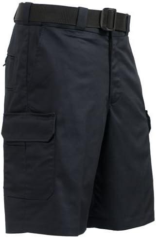 Navy Elbeco Mens Tek3 Cargo Shorts E2824-34