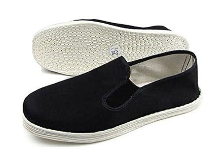 M.A.R International Kung-Fu-Schuhe Slipper mit Kunststoffsohle, für  Kampfsport und Tai dc26d1298f