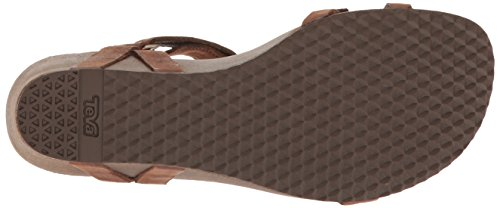 Brown Universal Women's Wedge Sandals Ysidro Teva qRH8TR