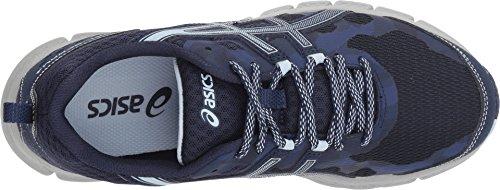 ASICS 1012A039 Women's Gel-Scram 4 Running Shoe, Peacoat/Soft Sky - 5.5 B(M) US by ASICS (Image #1)