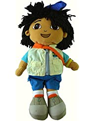 13in Go Diego Go Plush Stuffed Animal Backpack