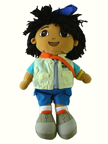 Go Diego Go Toys (13in Go Diego Go Plush Stuffed Animal)