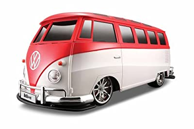 Maisto 110 Radio Control Volkswagen Van Samba from Maisto - Domestic