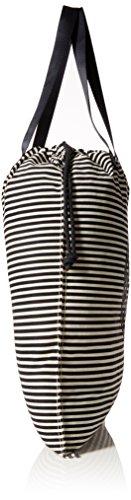 Tote L Multicolour Stripy Fold Womens Marine Hiphurray New Kipling 6qwxOcUPc