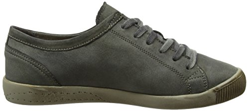 Baskets Isla 528 Green Femme Softinos Gris Militar qRHT56w61