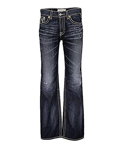 Big Star Men's Vintage Pioneer Bootcut Jeans 4 Year Spencer (31 x R) (Big Star Jeans Mens Pioneer)