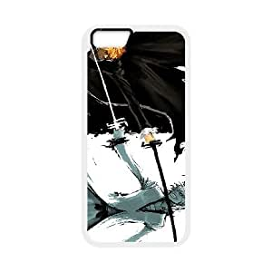 Bleach iPhone 6 Plus 5.5 Inch Cell Phone Case White yyfabb-105371