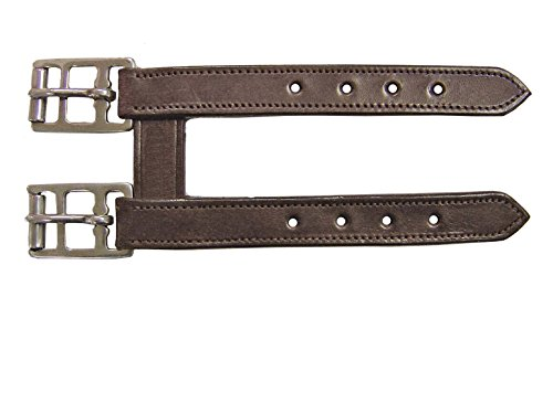 Paris Tack American Leather English Girth ()