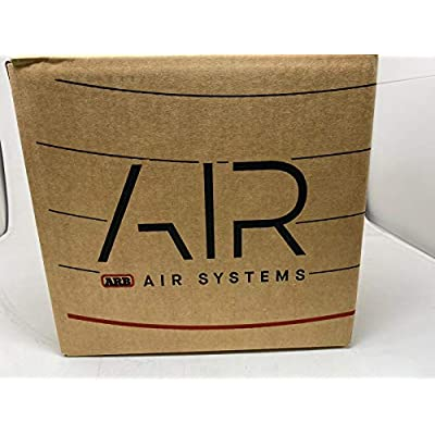 ARB Inflation Kit Air Compressor and Orange Air Hose Pump Up Kit with Quick Fitting Bundle On Board System, CKMA12 and 171302 Part Numbers in a New Air Systems Printed Box (Compressor & Inflation Kit): Automotive
