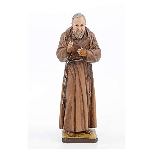 Holyart Padre Pio in Resin, Landi 30cm