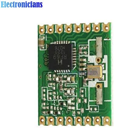 20dBm HopeRF Wireless Transceiver 868S2 Module For Remote//HM RFM69W 868Mhz Ponis-Limos