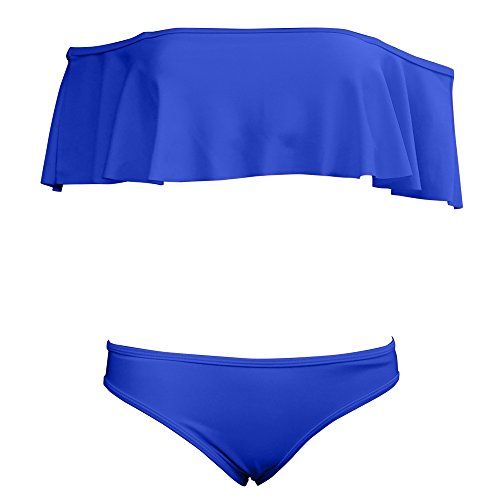 Ruffle Bikini Bathing Suit - 3