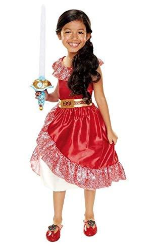 Disney Elena of Avalor Adventure Dress Up Set (Girls size 4-6x)